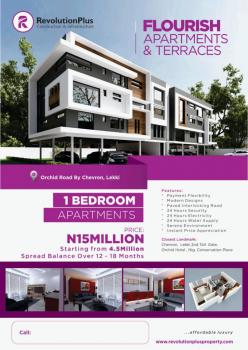 Flourish Apartments and Terraces, Orchid Road, Lafiaji, Lekki, Lagos, Terraced Duplex for Sale