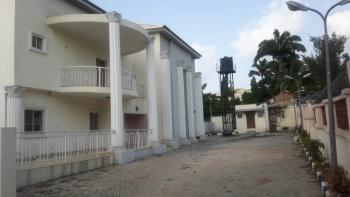 Executive 8 Bedroom Mansion with 4 Sitting Rooms, 2 Fitted Kitchens Etc, Asokoro District, Abuja, Detached Duplex for Rent