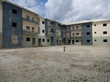 Practically Completed 12 Units of 3 Bedroom Block of Flats with Bq, Jahi District, Jahi, Abuja, Block of Flats for Sale