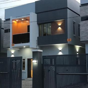 4 Bedroom Luxury Detached Duplex, Lekki Palm City Estate., Ado, Ajah, Lagos, Detached Duplex for Sale