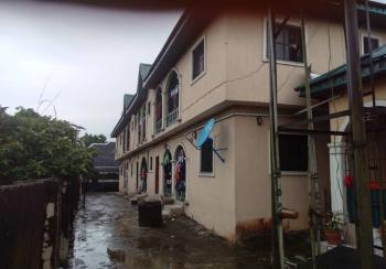 Coordinated Storey Building of Several Flats, Ugbomro, Uvwie, Delta, House for Sale
