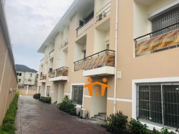 Brand New 5 Bedrooms Terraced with 1 Room Bq, Banana Island, Ikoyi, Lagos, Terraced Duplex for Rent