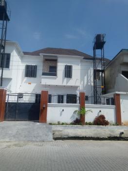 Well Finish 4 Bedroom with Bq, 1 Gbangbanla Street, Ikate Elegushi, Lekki, Lagos, Semi-detached Duplex for Rent