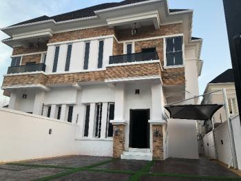 Specious 4 Bedroom Semi Detached Duplex with 1 Room Bq, Chevron Alternative Route, Chevy View Estate, Lekki, Lagos, Semi-detached Duplex for Rent