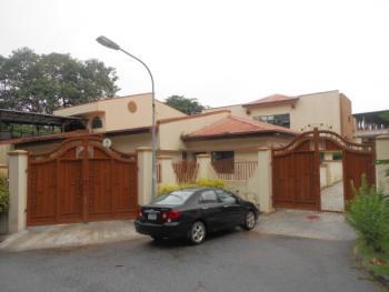 2 Units of 4 Bedroom Semi-detached House with 2 Room Bq, Biu Plateau Close, Maitama District, Abuja, Semi-detached Duplex for Rent