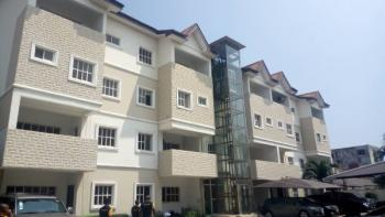a Well Finished 4 Bedroom + Bq House in a Well Managed Fully Serviced Estate, Park View Estate, Ikoyi, Lagos, Semi-detached Duplex for Rent