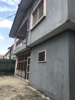 Spacious 3 Bedroom in a Gated Compound, Off St. Finbarrs Road, Akoka, Yaba, Lagos, Flat for Rent
