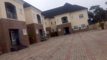 Brand New Diplomatic Service 4 Bedroom Town House with a Bq, Massive Compound Space, Guzape, Guzape District, Abuja, House for Rent
