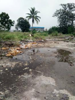 36,000 Square Meters of Bare Dry Land (9 Acres), Along Oba Akran Avenue, Oba Akran, Ikeja, Lagos, Commercial Land for Sale