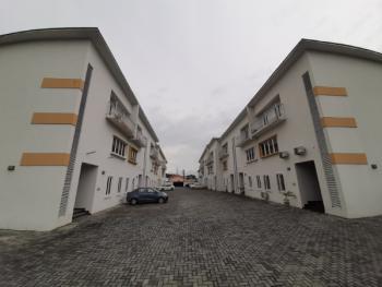 4 Bedroom Terraced Duplex with Bq, Orchid Road, Eleganza, Ikota Villa Estate, Lekki, Lagos, Terraced Duplex for Rent