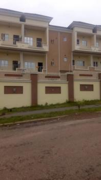 Still Letting Luxury 4 Bedrooms Terrace Duplex with Bq New House, Guzape, Guzape District, Abuja, Terraced Duplex for Rent