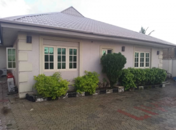 Superb, Fully Furnished 2-bedroom Self Compound Bungalow in a Serene Neighbourhood, Extension, Jericho, Ibadan, Oyo, Detached Bungalow for Rent
