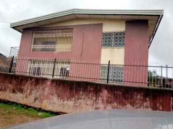 Sound Block of 4 Flats of 2 Bedrooms Each with Ample Parking in a Fully Fenced and Gated Premise, Felele Straight, Ibadan, Oyo, Block of Flats for Sale