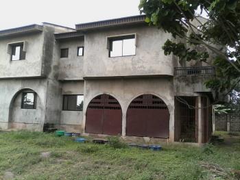 Twin Buildings of 5 Bedroom Duplex Plus a Blk of 4 Units of 2 Bedroom Flats, Ajasa Command Road, Ipaja, Lagos, Block of Flats for Sale