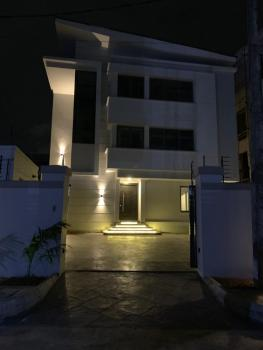 New Luxurious 4 Bedroom Detached House with 2 Rooms Bq, Off Banana Island Road, Mojisola Onikoyi Estate, Ikoyi, Lagos, Detached Duplex for Sale