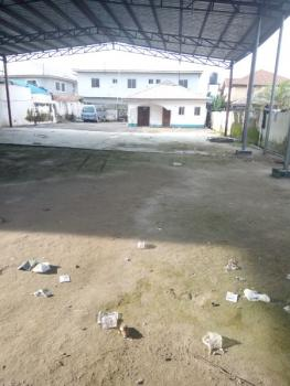 Well Located Commercial Property Directly Facing The Road, Directly Facing The Lekki Epe Express Road, Eputu, Ibeju Lekki, Lagos, Commercial Property for Rent