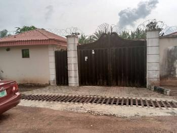 5 Bedroom Duplex with 2 Unit of 2 Bedroom Flat with All Necessary Facilities, Ijapo Estate, Akure, Ondo, Detached Duplex for Sale