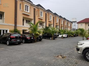 4 Bedroom Terraced Duplex, Opp Victory Park Estate Osapa London, Osapa, Lekki, Lagos, Terraced Duplex for Rent