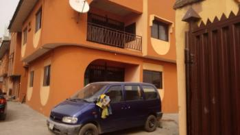 a Strong and Well Built 4 Units of 3bedroom Flat, Cele, Isolo, Lagos, Block of Flats for Sale