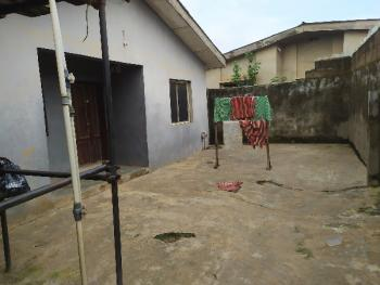 3 Nos of Mini Flat on a Tarred Road Good for Residential Or Commercial Purpose, Aboru, Ipaja, Lagos, Detached Bungalow for Sale
