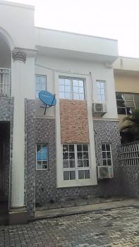 Well Furnished 4-bedroom Semi Detached Duplex with 2 Rooms Bq, Apo, Abuja, Semi-detached Duplex for Sale