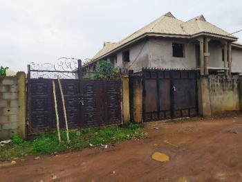 Almost Half Plot of Land Fenced Gate Good for Residential Or Commercial, New London Estate Baruwa, Ipaja, Lagos, Mixed-use Land for Rent