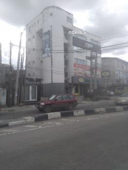 4-storey Commercial Property on Allen, Ikeja for Sale, Allen, Ikeja, Lagos, Office Space for Sale