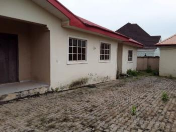Fully Detached 4 Bedroom Bungalow with 2 Rooms Bq, Opposite Brains and Hammers Life Camp, Dape, Abuja, Detached Bungalow for Sale