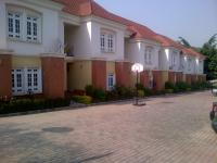 Brand New and Tastefully Finished 4 Bedroom Duplex with Boys Quarters, Garki 2, Garki, Abuja, Terraced Duplex for Sale