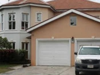 a Luxury 4 Bedroom Detached Duplex with a Room Bq, Sitting on 1200sqm Land, Nicon Town, Lekki, Lagos, Detached Duplex for Sale