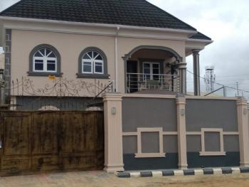 a Luxury 4 Bedroom Detached Duplex with a Room Bq on Half Plot of Land, Command, Ipaja, Lagos, Detached Duplex for Sale