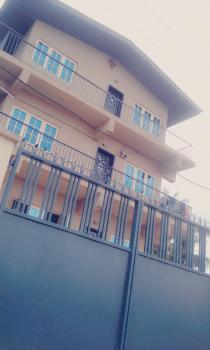 Second Floor 2bedroom Flat in a Mini Estate, Ogba, Ikeja, Lagos, Flat for Rent