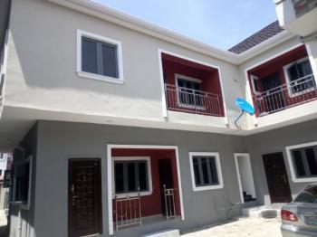 Neatly Built 2 Bedroom Apartment, Osapa, Lekki, Lagos, Flat for Rent