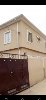 Cute 2 Bedroom Duplex in an Estate, Ogba, Ikeja, Lagos, Terraced Duplex for Rent