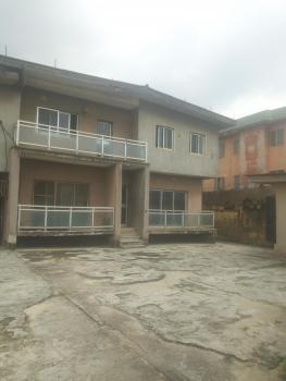 a Storey Building in a Serene Environment, Royal Road, Ebute, Ikorodu, Lagos, Block of Flats for Sale