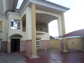 5 Bedrooms, 2 Sitting with Bq, Durumi, Abuja, Detached Duplex for Rent