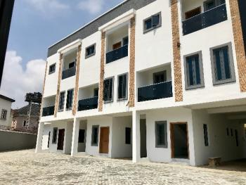 Brand New Four Bedroom Terrace Duplex with Bq for Sale in Ikota (mortgage Option Available), Ikota Villa Estate, Lekki, Lagos, Terraced Duplex for Sale