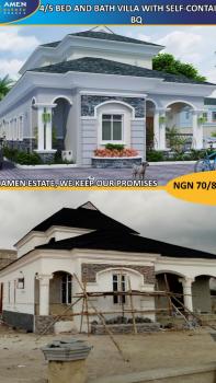 Amen Estate, Eleko, Ibeju Lekki, Lagos, Detached Duplex for Sale