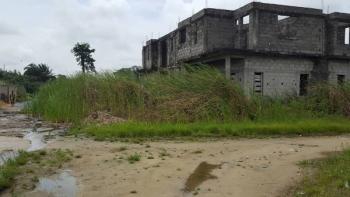 5 Bedroom Carcass Duplex, Sunview Estate, Sangotedo, Ajah, Lagos, Detached Duplex for Sale