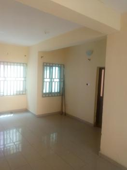 Clean 3 Bedroom Flat, By Nepa Office, Zone 4, Wuse, Abuja, Flat for Rent