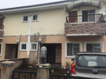All Ensuite 3 Bedroom Terraced Duplex, Megamund Estate, Lekki County, Ikota Villa Estate, Lekki, Lagos, Terraced Duplex for Rent