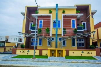 Finished 4bedroom Semi Detached House in a Fully Serviced Estate, Buena Vista Estate on Orchid Road, Lekki Phase 2, Lekki, Lagos, Semi-detached Duplex for Sale