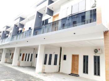 3 Bedroom Luxury Terrace, Lekki Conservation Centre Orchid Road, Lafiaji, Lekki, Lagos, Terraced Duplex for Rent