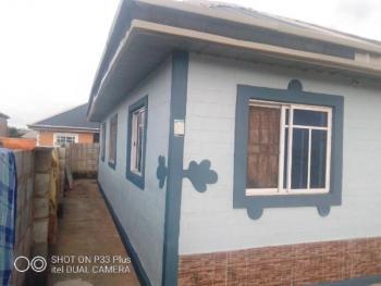 One Bedroom New Flat, Along Apete Rd, Asero Estate Area, Abeokuta South, Ogun, Mini Flat for Sale