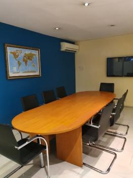 Luxury 2 Office Space, Awolowo Road, Falomo, Ikoyi, Lagos, Office Space for Rent