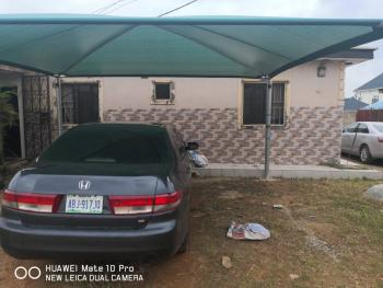 a Well Secured 3bedrooms Semi Detached Bungalow in an Estate, Near Kubwa General Hospital, Kubwa, Abuja, Semi-detached Bungalow for Sale