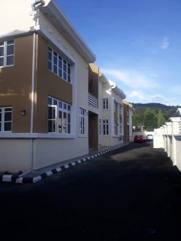 Brand New, Well Finished & Serviced 3bedrooms Luxury Terrace House with 24hours Power Supply, Off Aminu Sale Crescent, Katampe Extension, Katampe, Abuja, Flat for Rent