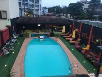 Exclusive One Bedroom Apartment, 46, Hardley Apartment, Off Waziri Ibrahim, Victoria Island Extension, Victoria Island (vi), Lagos, Terraced Duplex Short Let