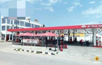 Petrol Statio Express Road, Oshodi Express Road, Oshodi, Lagos, Filling Station for Sale