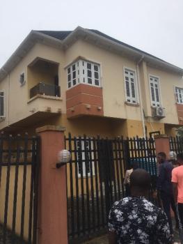 Luxury 3bedroom Duplex, Westend Estate, Ikota Villa Estate, Lekki, Lagos, Semi-detached Duplex for Rent